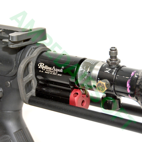 Redline Airstock | GEN 2 | HPA Air Stock for HPA Units