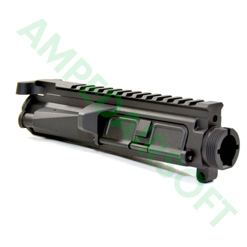 Krytac - Trident MKII Complete Upper Receiver (Black) Dust Cover Right Profile