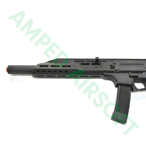 Action Sport Games - CZ Scorpion EVO 3 A1 B.E.T. CARBINE Proline AEG Airsoft Gun (Black) Front End Assembly