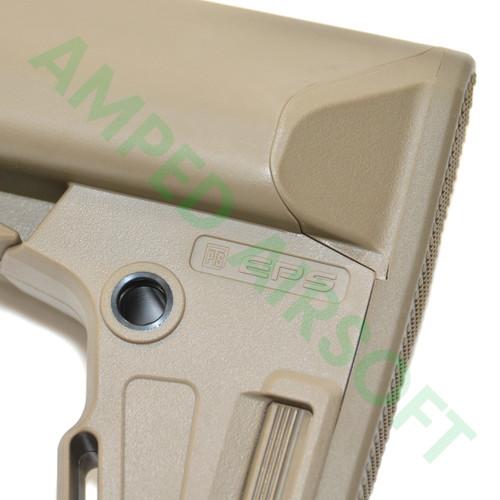 PTS - Enhanced Polymer Stock (EPS/Flat Dark Earth)  QD Sling Adapter