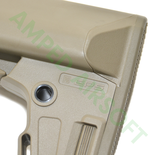 PTS - Enhanced Polymer Stock (EPS/Flat Dark Earth)  QD Sling Adapter