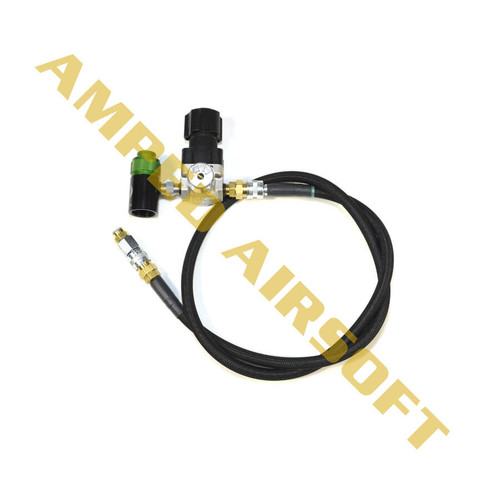 Amped Custom - SLP Air Rig / Regulator