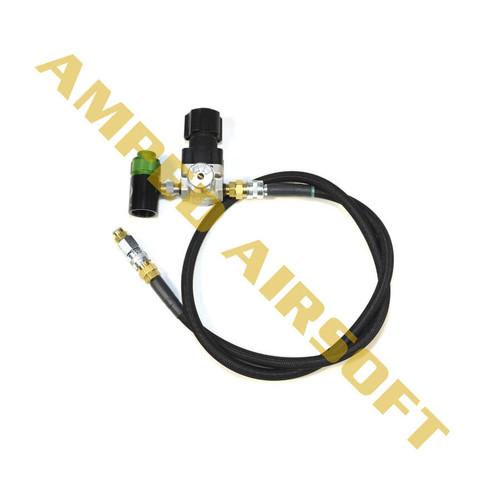 Amped Custom - SLP Air Rig / Regulator