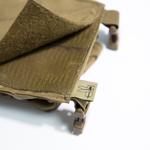 Haley Strategic - D3CR X Chest Rig (Coyote) Velcro Backing