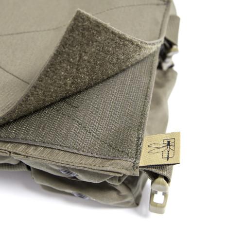 Haley Strategic - D3CR X Chest Rig (Ranger Green) Velcro Backing