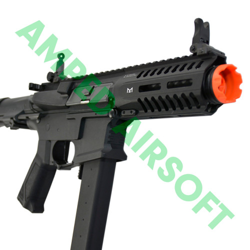 G&G - ARP 9mm CQB Rifle (Black) Side Profile