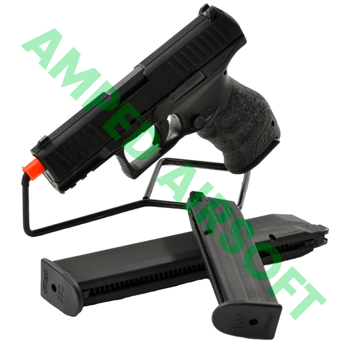 Amped Bundle - Elite Force PPQ (Black) with extra Extended and Standard Magazine