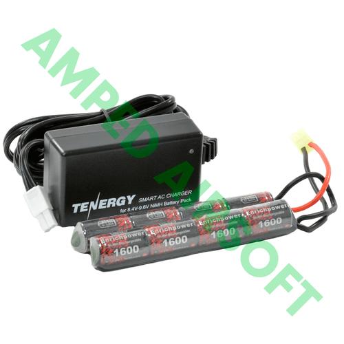 Amped Bundle - 9.6v NIHM Battery Standard Charger Bundle