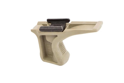 BCM Gunfighter - Kinesthetic Angled Grip Picatinny (Flat Dark Earth) Angled