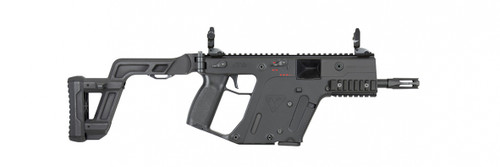 Krytac - KRISS USA Licensed Kriss Vector Airsoft AEG SMG Rifle (Black) Right Side