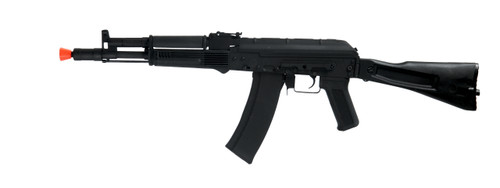 CYMA - CM047D Full Metal AK102 with Side Folding Full Stock AEG (Polymer Furniture / Black)