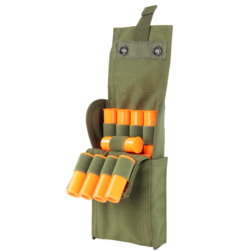 Condor - Shot Gun Reload Pouch (25rd) (Olive Drab) Open