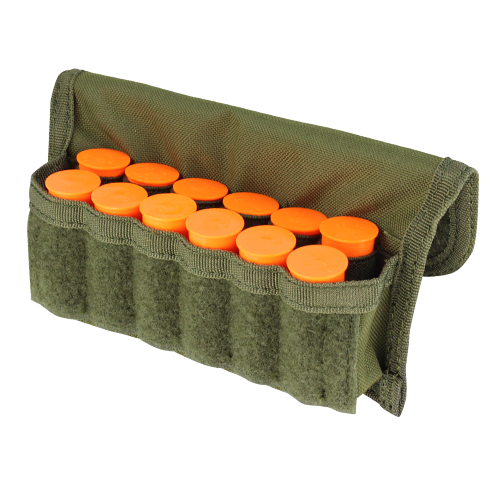 Condor - Shotgun Ammo Pouch (Olive Drab) with Shells