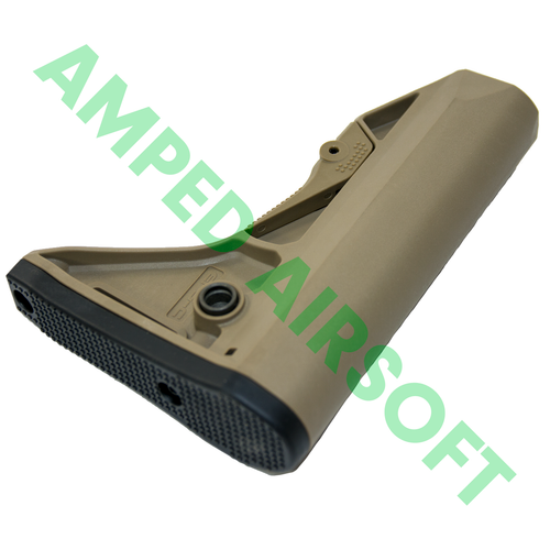 PTS - Enhanced Polymer Stock Compact (EPS-C/Flat Dark Earth) Back