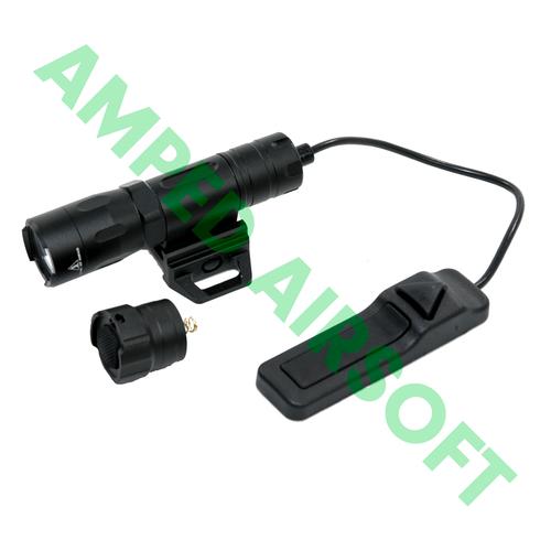 FAST - Tactical 800 Lumen Picatinny Weapon Light (Black)