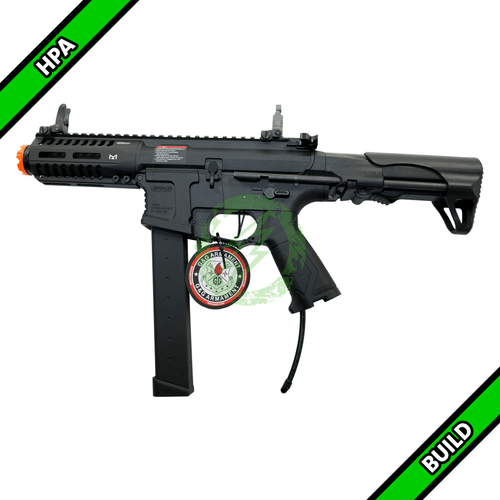 Amped Custom HPA Rifle - G&G ARP 9 (Black)