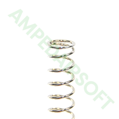 SHS - Upgrade Piano Wire AEG Main Spring (M150) Coil Up Close