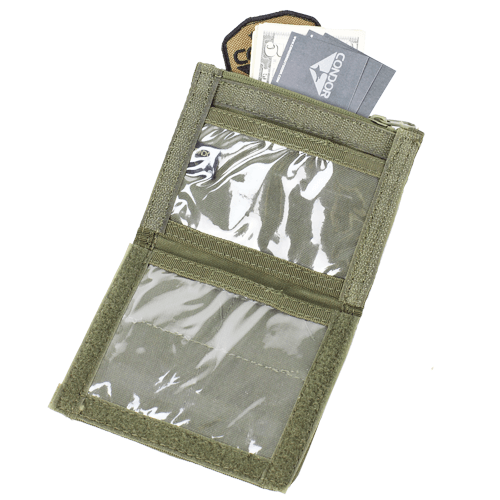 Condor - ID Panel (Olive Drab) Inner Pouches