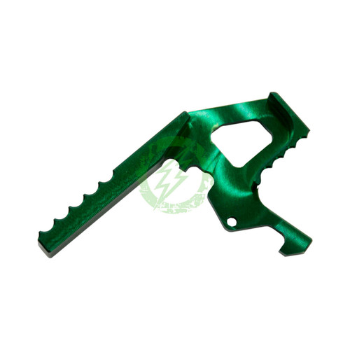 RETRO Arms - Charging Handle Latch Extension (M4 / Green)