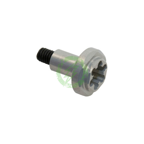 RETRO Arms - CNC Screw for AK Fire Selector (Type A / Silver)