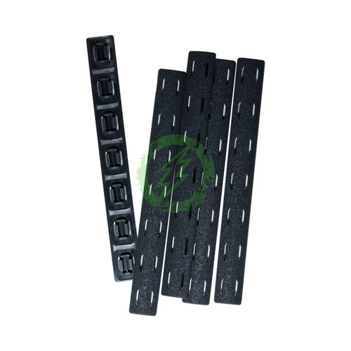 Bravo Company - BCM M-LOK Rail Panel Kit (5 Pack / Black)
