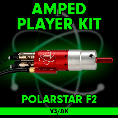 PolarStar F2 AK Player Package | Complete HPA Player Kit