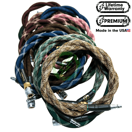 Amped Airsoft Amped Line | Premium Weave