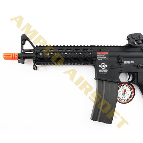G&G Combat Machine CM16 Raider Short Airsoft AEG | Black