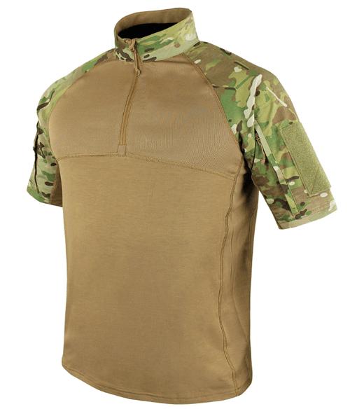 Condor - Short Sleeve Combat Shirt (Multicam / Large)
