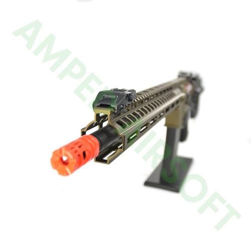 Umarex | Elite Force | VFC VR16 Avalon Series Saber Carbine GEN2 | M-LOK | TAN Front Profile
