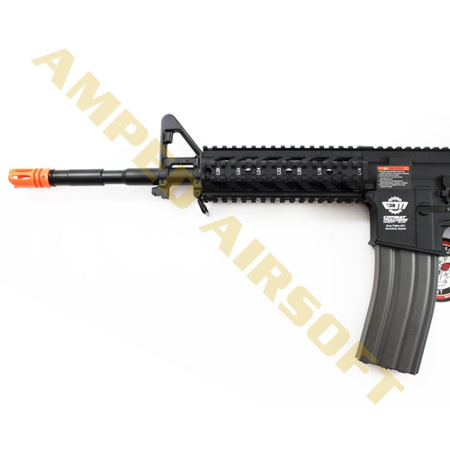G&G Combat Machine CM16 Raider Long Airsoft AEG | Black