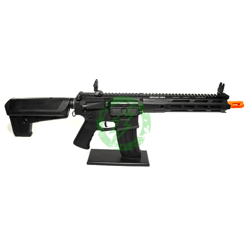 Krytac - Full Metal Trident MKII-M CRB Airsoft AEG Rifle (Black / MLOK) right