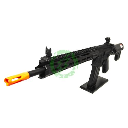 Krytac Full Metal Trident MKII-M SPR Rifle | Black | MLOK Profile Left