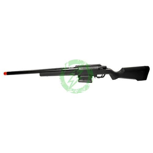 Umarex - Elite Force - Amoeba AS-01 Striker Rifle (GEN2 / Black) left