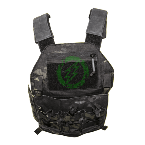 LBX Tactical - Armatus II Plate Carrier 4020 (Multicam Black/Medium)