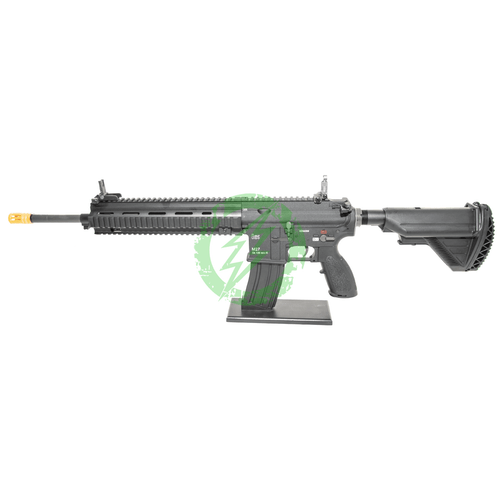 Umarex - Elite Force - VFC HK M27 with Avalon Gearbox | Black  left