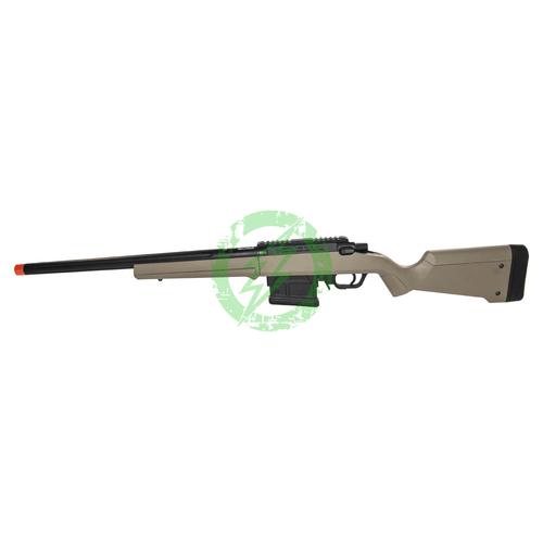 Umarex - Elite Force - Amoeba AS-01 Striker Rifle | GEN2 / Tan left