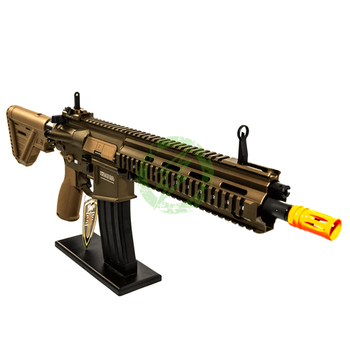Umarex | Elite Force | HK 416A5 AEG with Avalon Gearbox Tan barrel right
