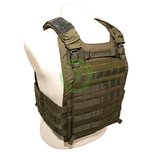 LBX Tactical | Armatus II Plate Carrier 4020 Ranger Green | Large