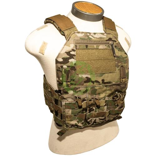 LBX Tactical | Armatus II Plate Carrier Multicam | Large