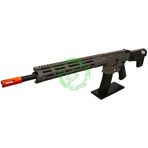 Krytac Full Metal Trident MKII-M SPR Rifle | Flat Dark Earth | MLOK Left Profile