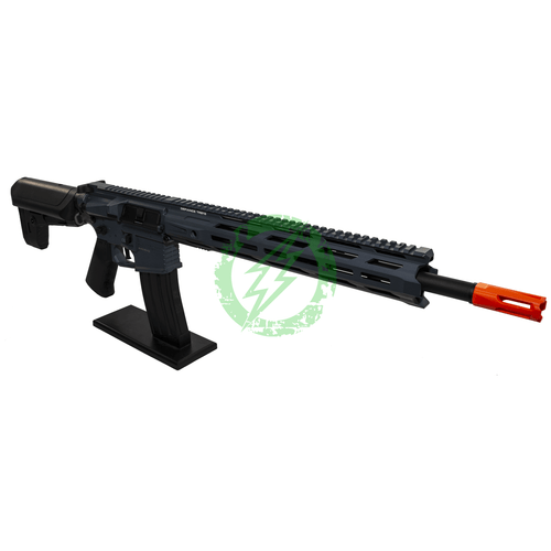 Amped Custom HPA Rifle Krytac MKII-M SPR | Combat Grey Right Profile