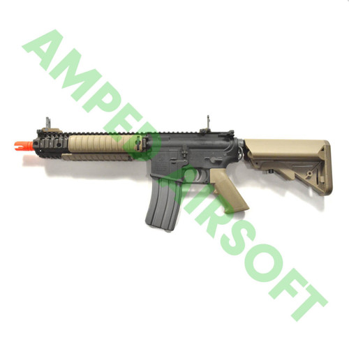 d42d8e8a7 Amped Custom HPA Rifle VFC COLT MK18 MOD1 VR16 Airsoft Rifle | Tan