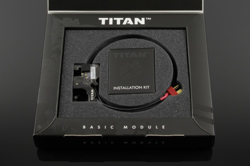GATE - TITAN V2 Basic Module | Front Wired Inside Packaging