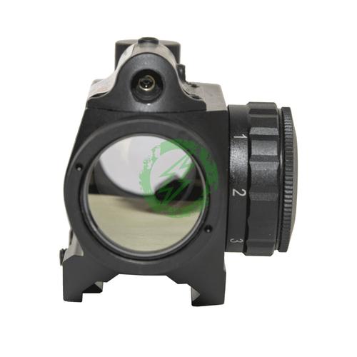 NC Star | VISM Micro Green Dot Integrated Red Laser | Black lens