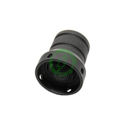 Night Evolution | M600B Scout Light LED Full Length | 450 Lumens / Black button