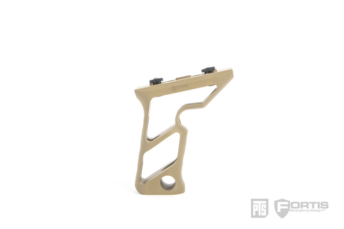 PTS Fortis Shift Angle Grip M-LOK Mount | Flat Dark Earth | FDE Right