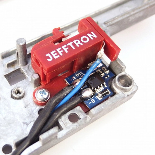JeffTron - Mosfet V2 with Wiring  gearbox