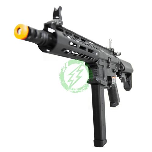 G&G - PCC 9mm CQB Rifle | Black | Limited Edition barrel left