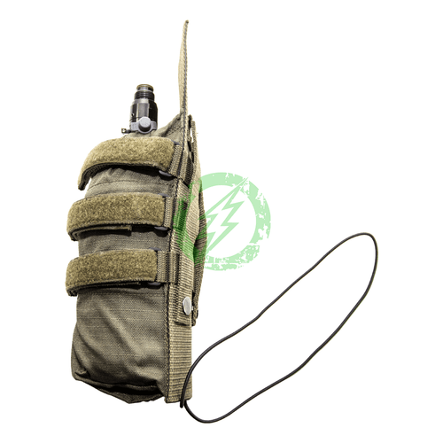 Valken | Paintball Universal Olive Drab Tank Vest Pouch side